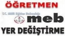İl Dışı Atama, Yer Değiştirme Sonuçları 8 Ağustos 2012