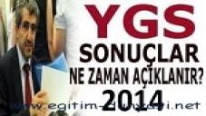 2014 YGS Sonuçları Ne Zaman Açıklanacak ?