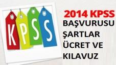 KPSS Başvuru 2014-Şartlar, Evraklar ve Detaylar