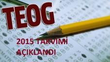 2015 TEOG Yerleştirme Takvimi Açıklandı