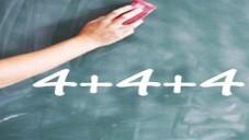 4+4+4 Sistemi Çözüm Olmadı.