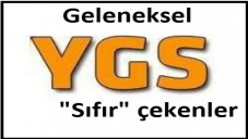 """2015 YGS """"Sıfır"""" çeken öğrenci sayısı"""