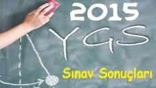 2015 YGS Sonuçları ne zaman Açıklanacak