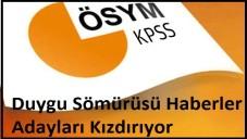 KPSS,Öğretmen ve Diğer Memur Atamaları ile İlgili Yapılan Haberler