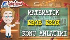 EBOB EKOK Konu Anlatımı Video