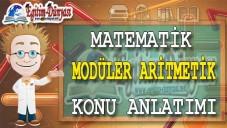 Modüler Aritmetik Konu Anlatımı Video