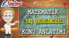 YAŞ PROBLEMLERİ Konu Anlatımı Video