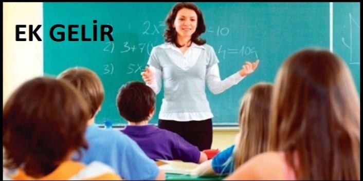 Öğretmenlere Sınav Ücretleri