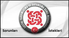SYDV Personel Sorunu ve Alım İstekleri