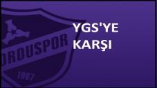 YGS Futbol Takımına Karşı 2015