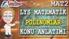 Polinomlar Konu Anlatımı Video