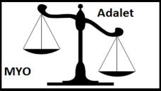 Adalet MYO Eğitiminde Denklik Sorunu !