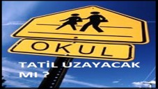 Okullar 28 Eylül'de mi Açılacak ? Tıkla Öğren