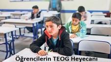 Öğrencilerin TEOG Heyecanı