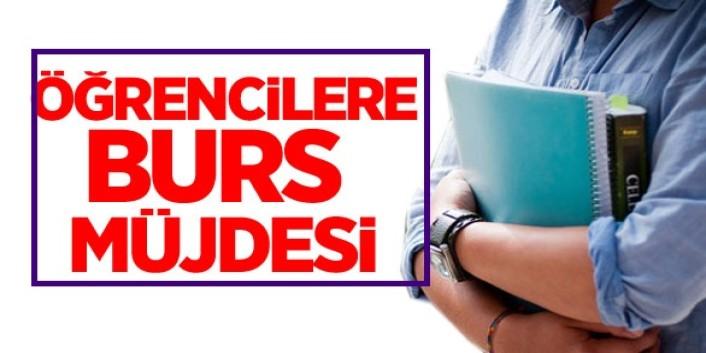 Üniversite Öğrencilerine Burs Müjdesi.!