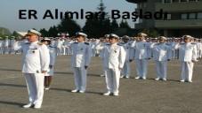 2015 Deniz Kuvvetleri Sözleşmeli Er Alımı Başladı.