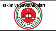 Hakim ve Savcı Ataması 2015