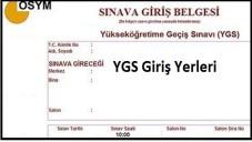 Ygs Giriş Belgeleri Yayımlandı 2015