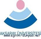Aksaray Üniversitesi Akademik Takvimi 2012 – 2013  (detaylı)